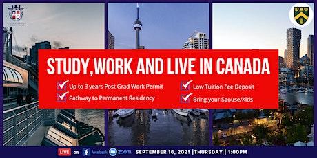 FREE WEBINAR: University of Regina tickets