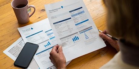 AER Default Market Offer -  2022-23 - Online Forum tickets