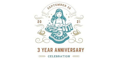 Telco Brewery 3 Year Anniversary benefitting Child & Family Center tickets