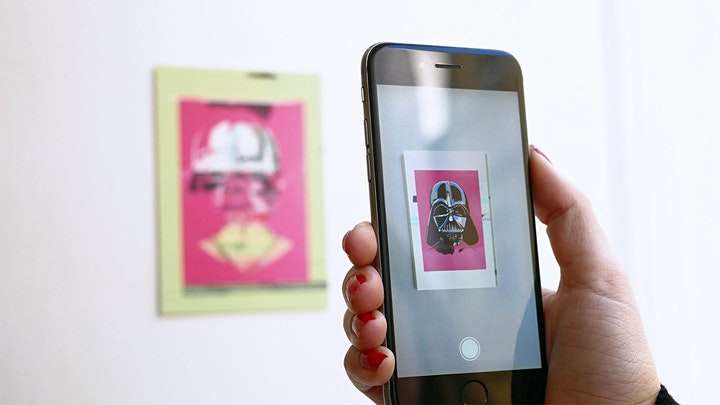 Fun Palace Workshop: Augmented Reality Design image