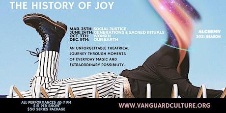 The History of Joy - WOMXN tickets