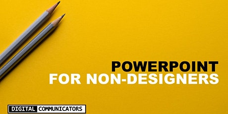 Powerpoint Workshop for Non-Designers tickets