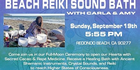 Beach Reiki Sound Bath Circle tickets