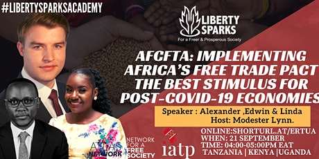 Implementing AfCFTA the best stimulus for post-COVID-19 economies tickets