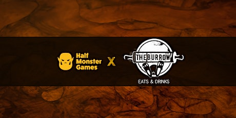 HMG x The Burrow West End Monthly Board Game Afternoons tickets