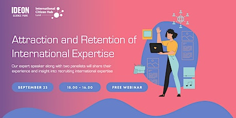 Attraction and Retention of International Expertise tickets