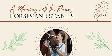 A Morning With The Ponies - Homestead For Youth tickets