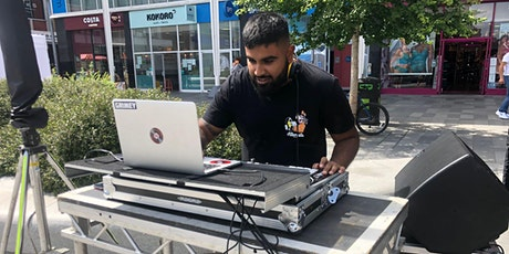 Enliven: Give it a Go: DJing for beginners with Tons of Sound tickets