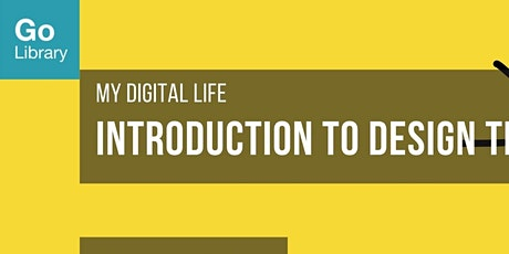 Introduction to Design Thinking | My Digital Life tickets