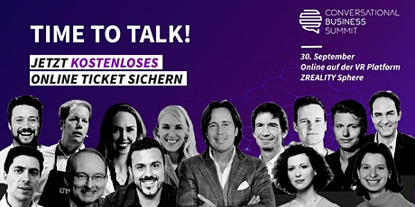 Conversational Business Summit 2021 Tickets