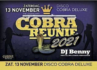 Cobra Reunie 2021 tickets