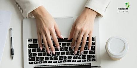 Webinar. Copywriting para redes sociales tickets
