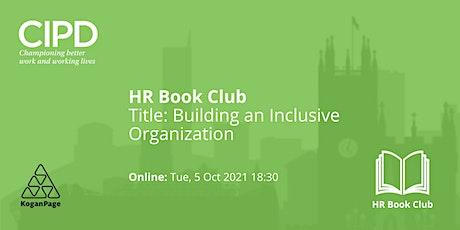Building an Inclusive Organization | HR Book Club tickets
