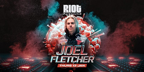 Riot Underage  • Thursday 13th January 2022 tickets