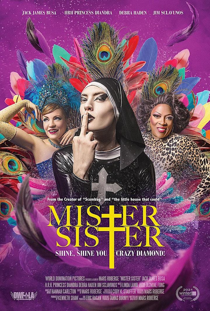 """Mister Sister"" Canadian Premiere image"