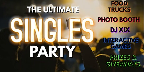 Ultimate Singles Party Perth tickets