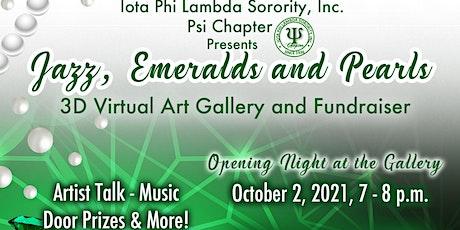 Iota  Phi Lambda, Psi Chapter Presents 3D Virtual Art Gallery & Fundraiser tickets