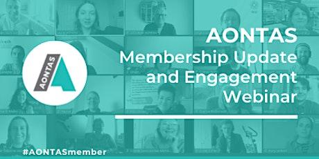 AONTAS Membership Webinar tickets