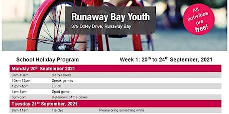 Runaway Bay Youth Free Holiday Program tickets