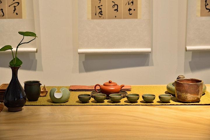 Camellia Tea Appreciation Workshop image