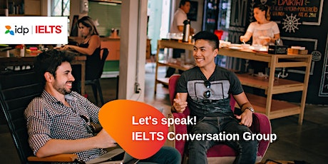 IELTS  Conversation Group - Adelaide tickets