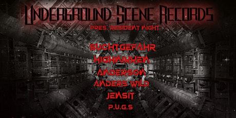 U.S.R Resident Night Tickets