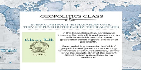 The role of the EU and European Powers in Global Affairs tickets