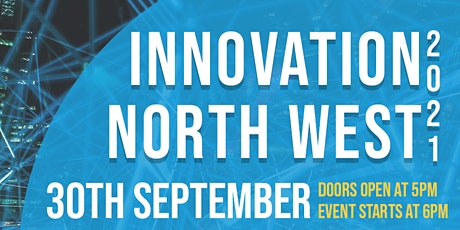Innovation North West - Presented by Counting King R&D Tax Consultants tickets