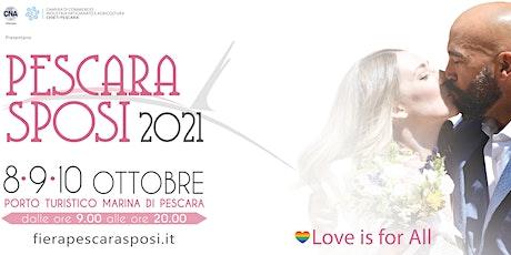Fiera Pescara Sposi 2021 biglietti