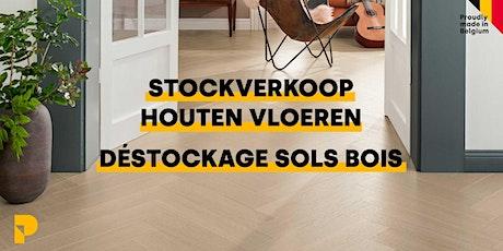 Parky Stockverkoop | Déstockage tickets