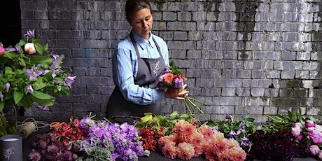 Maison de Fleurs  at Covent Garden:  Early Autumn Floral Workshop tickets