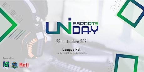 UNI eSports Day biglietti