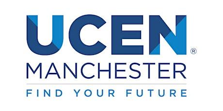 UCEN Manchester Open Event - Fielden Campus billets