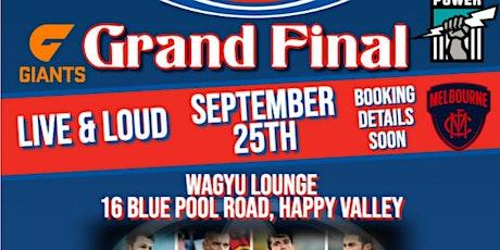 Australian Association of HK AFL Grand Final party 2021 tickets