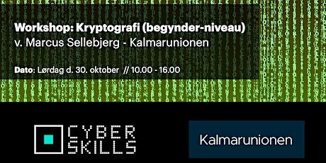 Workshop: Kryptografi (begynder-niveau) tickets