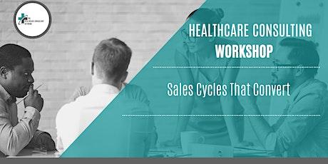 Workshop: Sales Cycles That Convert billets