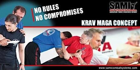 KRAV MAGA CONCEPT Intensive Course Tickets