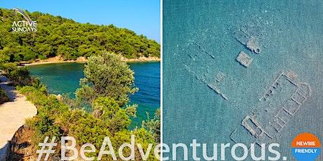 ActiveHike & Beach Επιδαυρος: Παναγια Πολεμαρχα - Βυθισμενη Πολιτεια tickets