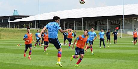 Wednesday Football Training Vienna Tickets