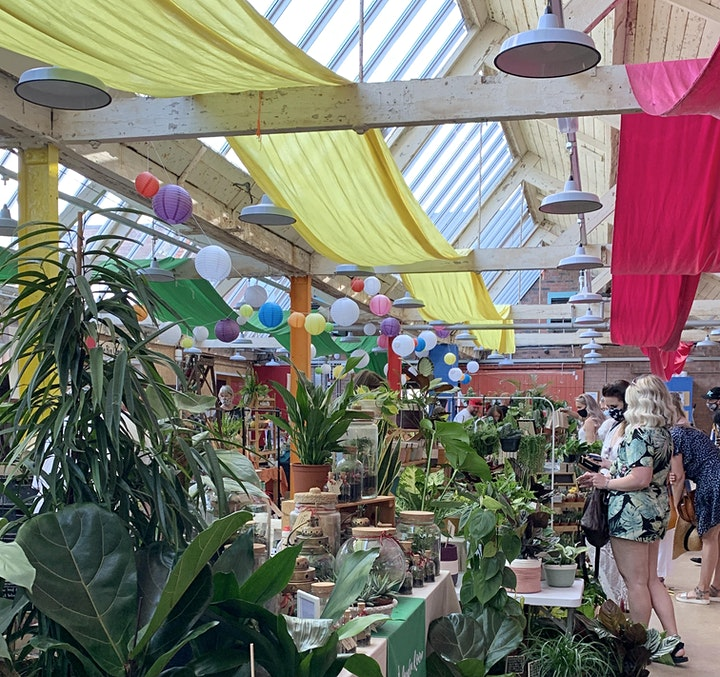 Green Rooms Plant Market at FarGo Village Coventry image