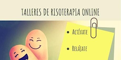 Taller Risoterapia Online entradas