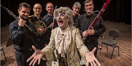Concerto – Quintetto a fiati dell'ORT biglietti