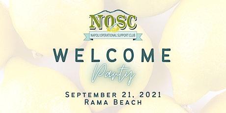 NOSC's Annual Welcome Party biglietti