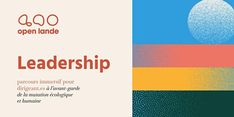 Webinaire d'information : formation Leadership billets