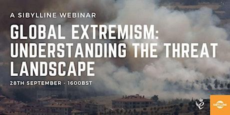 Global Extremism: Understanding the Threat Landscape tickets