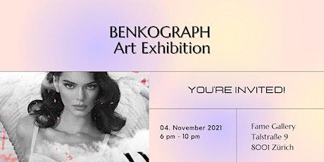 BENKOGRAPH Art Exhibition tickets