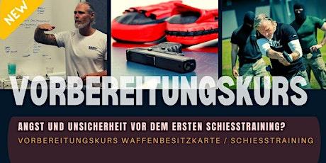 VORBEREITUNGSKURS - WBK / SCHIESSTRAINING Tickets
