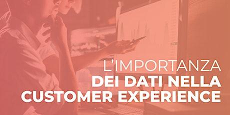 L'importanza dei dati nella Customer Experience tickets
