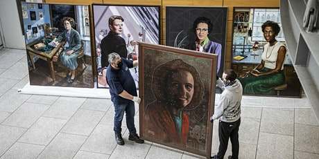 An introduction to Accenture's Women on Walls Portraits at DCU tickets