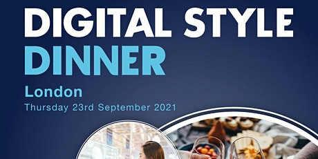 Digital Style Dinner tickets